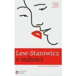 Lew-Starowicz o miłości - Zbigniew Lew-Starowicz (opr. miękka)
