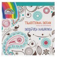 Kolorowanki, Traditional Indian wzory do kolorowania