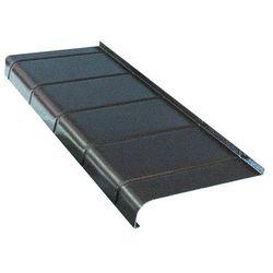 Parapet zewnętrzny aluminiowy Fola 20 x 150 cm antracyt