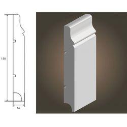 LISTWA LAGRUS - Krym 150 (150x16) * Długość - 262 cm*