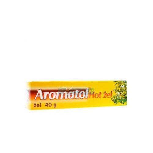Leki na katar i zatoki, Aromatol hot żel 40 g