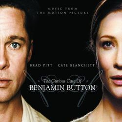 The Curious Case Of Benjamin Button (Ciekawy przypadek Benjamina Buttona) (OST) (Jewelcase) - Soundtrack (Płyta CD)