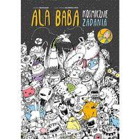 Książki dla dzieci, Ala Baba Kosmiczne Zadania - Joanna Wachowiak (opr. broszurowa)