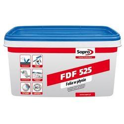 Sopro Uszczelniająca, przeciwwilgociowa Folia w płynie FDF 525 3 kg