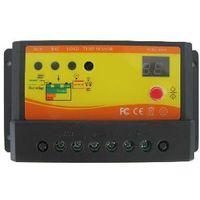 Baterie słoneczne, Regulator ładowania FOTTON NV10 10A 12V/24V DC z wyłącznikiem zmierzchowym i czasowym