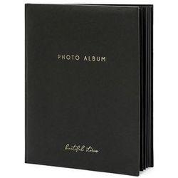 Album na zdjęcia Photo Album czarny - 22 kartki