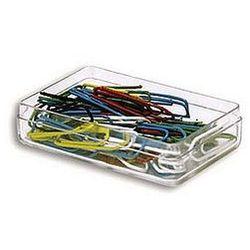 Spinacze kolorowe 26mm E&D PLASTIC 50szt. 6079
