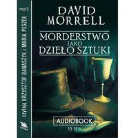 Audiobooki, Morderstwo jako dzieło sztuki