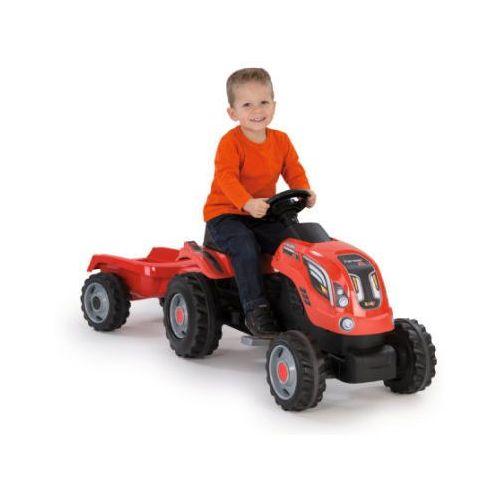 Traktory dla dzieci, Traktor XL Czerwony