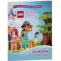 Książki dla dzieci, Lego Disney Princess. Zgubione, znalezione (opr. miękka)