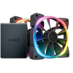 NZXT Aer RGB 2 120mm - Twin Starter Kit Chłodzenie do obudowy - 120 mm - 33 dBA