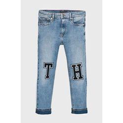 Tommy Hilfiger - Jeansy dziecięce 110-176 cm