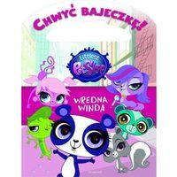 Książki dla dzieci, Chwyć bajeczkę littlest pet shop wredna winda (opr. miękka)