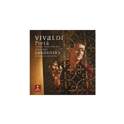 Pozostała muzyka poważna, Vivaldi: Pieta - Sacred Works