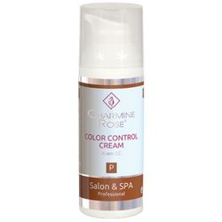 Charmine Rose COLOUR CONTROL CREAM Krem CC - NATURAL (GH0935)