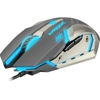 Myszy komputerowe, Mysz komputerowa optyczna NATEC Fury Warrior NFU-0869