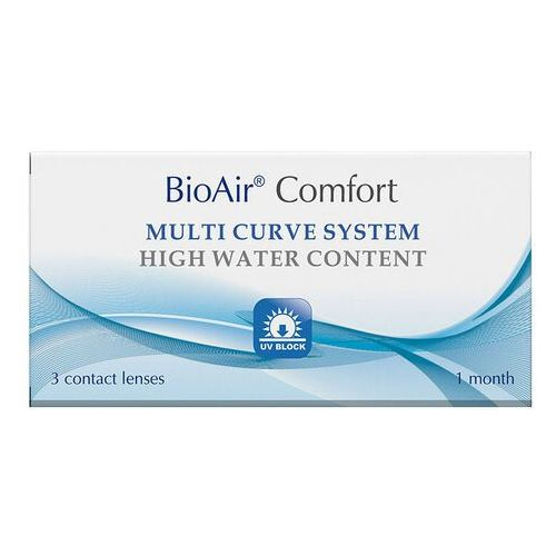 Soczewki kontaktowe, BioAir comfort 3 szt.
