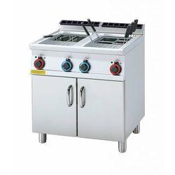 Urządzenie do gotowania makaronu elektryczne | 2x25L | 15600W | 800x700x(H)900mm