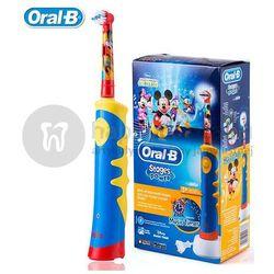 Szczoteczka elektryczna dla dzieci od 3 lat BRAUN Oral-B Mickey Mouse D10.513K