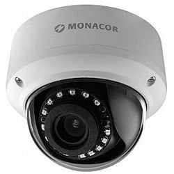 MONACOR INC-4312BDVM PROJECT Line: Kolorowa kamera sieciowa, kopułowa, 4 megapiksele