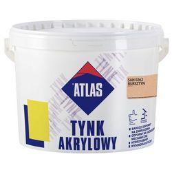Tynk akrylowy Atlas SAH 0262 bursztyn 25 kg