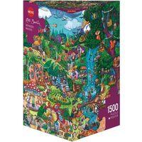 Puzzle, 1500 ELEMENTÓW Wspaniały las (GXP-580788)