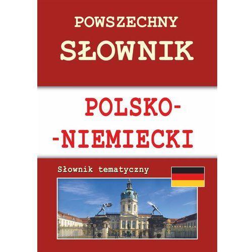 E-booki, Powszechny słownik polsko-niemiecki. Słownik tematyczny - Monika von Basse