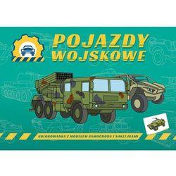 Pojazdy wojskowe (opr. miękka)