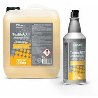 Pozostałe do podłóg i dywanów, Textile EXT Clinex 1L - Płyn do ekstrakcyjnego prania dywanów i tapicerki