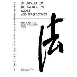 Interpretation of Law in China
