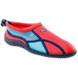 Buty do wody Martes Monedo Junior calypso czerwono-niebieskie