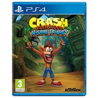 Gry PS4, Crash Bandicoot N. Sane Trilogy (PS4)