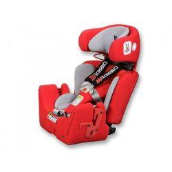 Rehabilitacyjny fotelik samochodowy dla niepełnosprawnych dzieci i młodzieży, modułowy CARROT 3 z opcją obracania