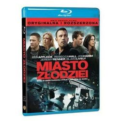 MIASTO ZŁODZIEI (BD) PREMIUM COLLECTION (Płyta BluRay)