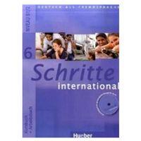 Książki do nauki języka, Schritte International 6:: Paket - Kb + Ab Mit Audio - Cd + Gloss. (opr. miękka)