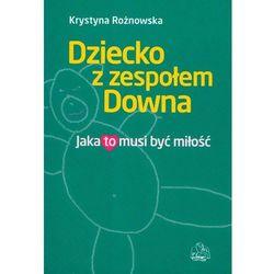 Dziecko z zespołem Downa (opr. miękka)