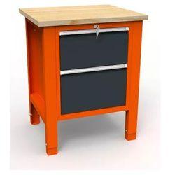 """Stół narzędziowy SWT 07/06 """"JEDYNKA"""" warsztat metalowy na klucz"""