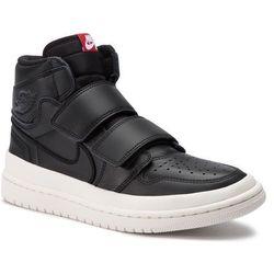 Buty NIKE - Air Jordan 1 Re Hi Double Strp AQ7924 001 Black/Gym Red/Sail
