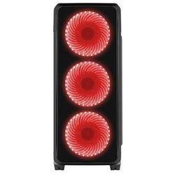Obudowa GENESIS Titan 750 Czerwony