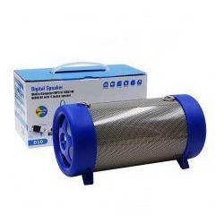 D10 Wireless Bluetooth Speaker - Blue