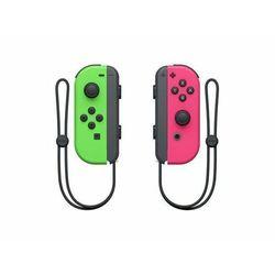 NINTENDO Switch Kontrolery Joy-Con Pair Neon Green/Neon Pink Zestaw