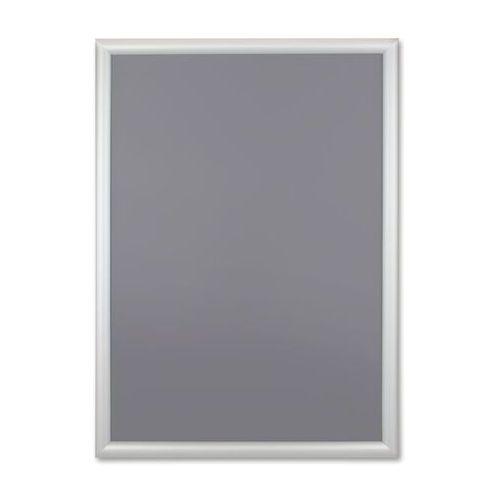 Gabloty reklamowe, Ramka OWZ B3 plakatowa zatrzaskowa aluminiowa