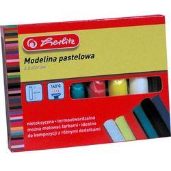 Modelina Herlitz pastelowe (9560087)