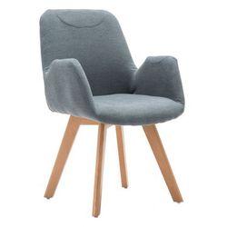 Fotel wypoczynkowy Marvin - popielaty
