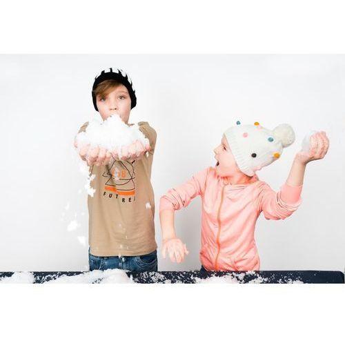 Kreatywne dla dzieci, TUBAN ZESTAW SUPER SLIME XL CLOUD CHMURKA ŚNIEG