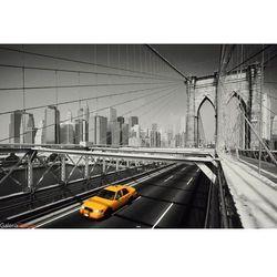 Nowy Jork Żółta Taksówka - plakat