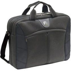 "Torba na laptopa Wenger Sherpa Double Slimcase 600653, 40,6 cm (16"") , (DxSxW) 6.4 x 43.2 x 31.8 cm, czarny"