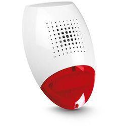 SD-3001 R Sygnalizator zewnętrzny akustyczno-optyczny Satel dioda czerwona