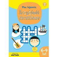 Książki dla dzieci, Krzyżówki obrazkowe 2 - Aleksandra Golecka-Mazur (opr. broszurowa)