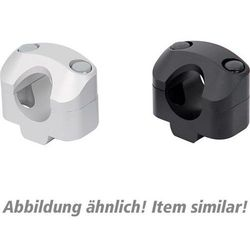 SW-MoTech Handlebar clamps 22 on 28 mm handlebar black KTM Modelle 50180540010